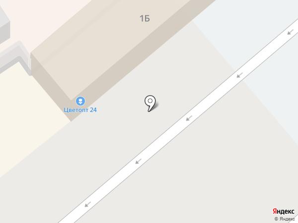 ЦветОпт на карте Саратова