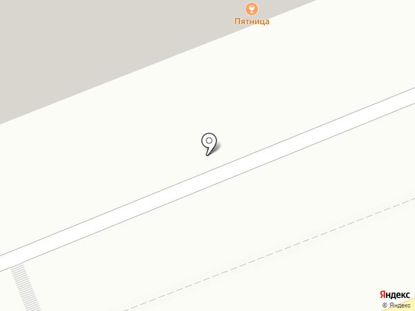 Кронверк на карте Саратова