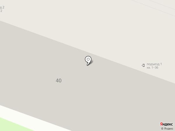 Аптека №291 на карте Саратова