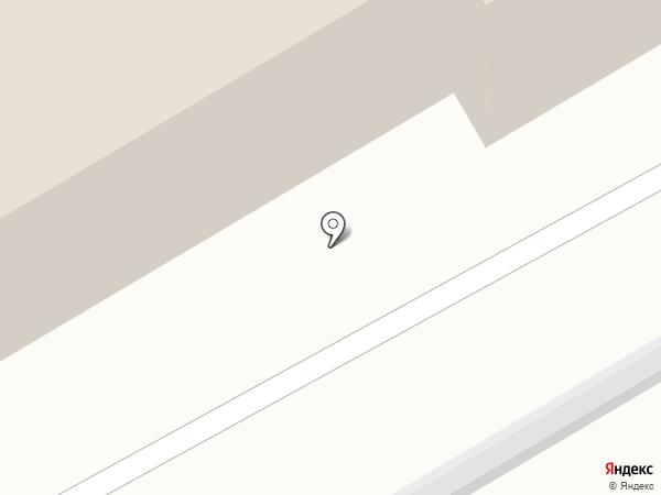 Юнис на карте Саратова