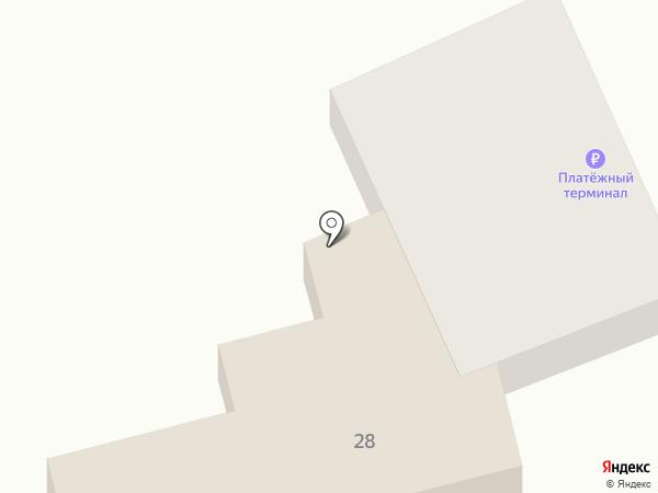 Продуктовый магазин на карте Саратова