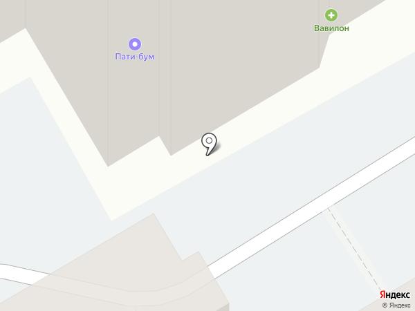 ПАТИ-БУМ на карте Саратова