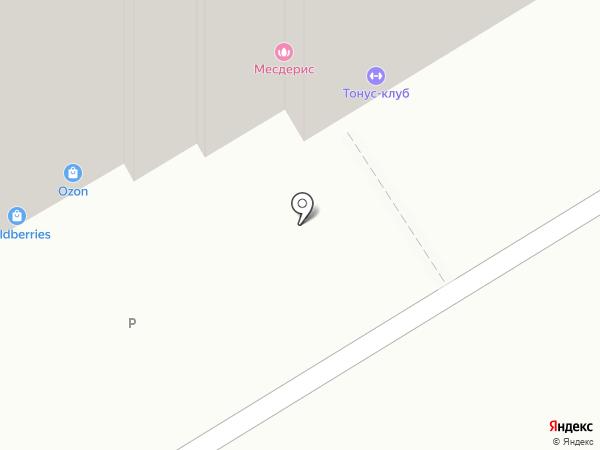 Заводчанин на карте Саратова