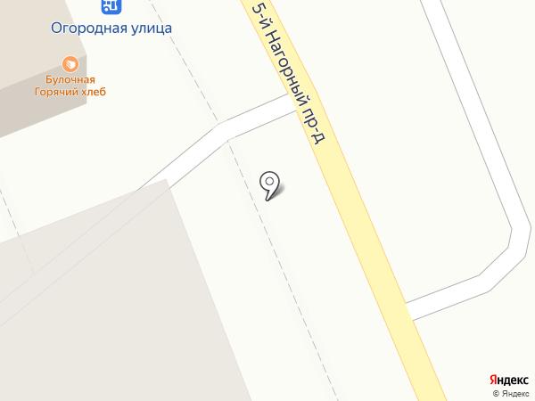 Магазин различного пива на карте Саратова