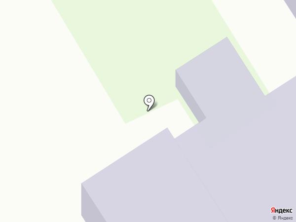 Средняя общеобразовательная школа №83 на карте Саратова