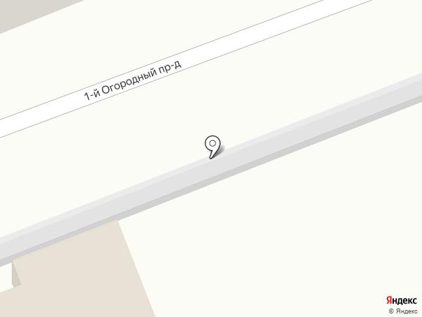 Салон сотовой связи на карте Саратова