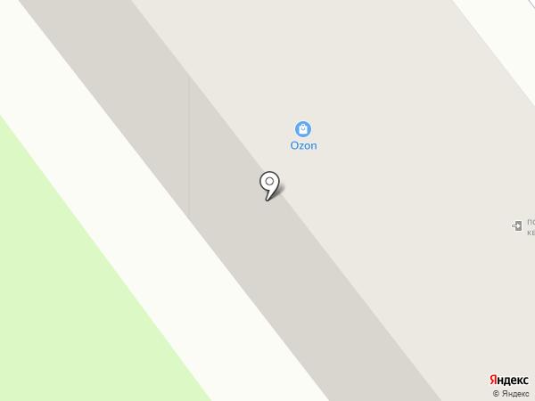 Домашний Мастер на карте Саратова
