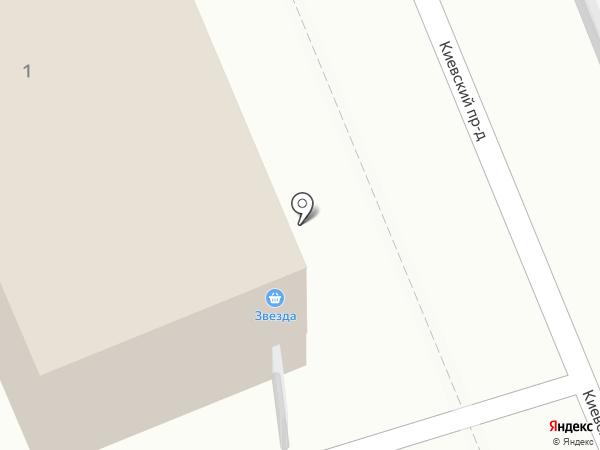 СТЭН ЛТД на карте Саратова
