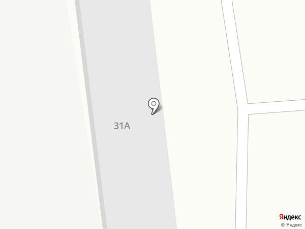 Рамзай на карте Саратова