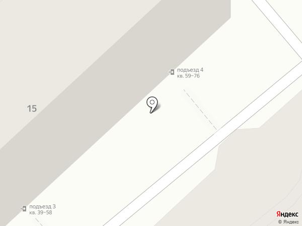 Соблазн на карте Саратова