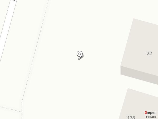Братан на карте Саратова