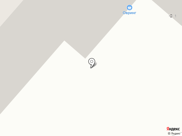 Участковый пункт полиции №6, Отдел полиции №2 на карте Саратова