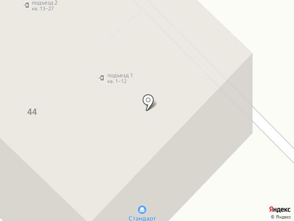 ИНТЕРсвет на карте Саратова