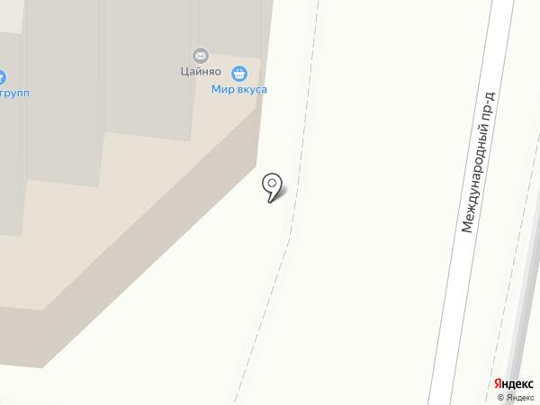 Tiffany на карте Саратова