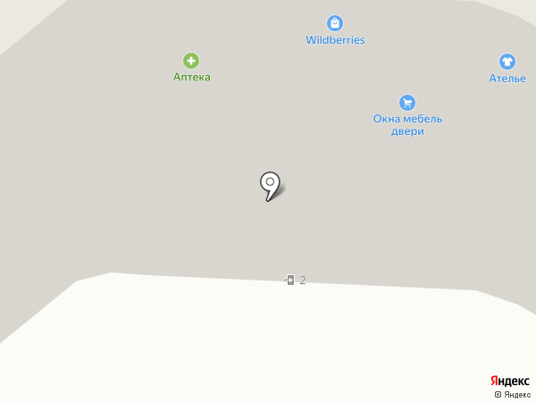 Lash Feya на карте Саратова