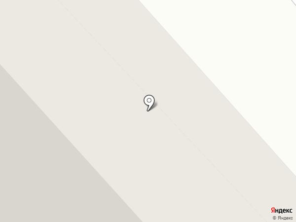 Империя танца на карте Саратова