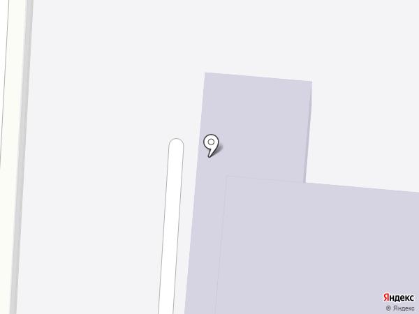 Детская городская поликлиника №5 на карте Саратова