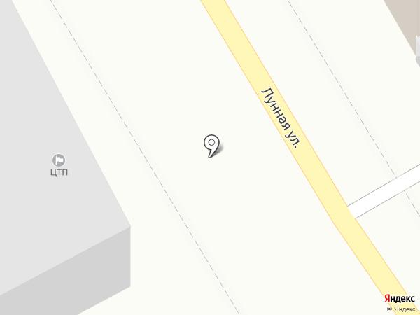 Монтажремстрой на карте Саратова