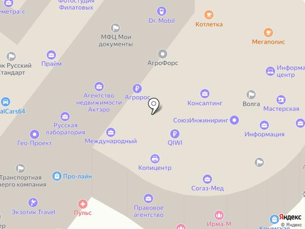 Ваш риэлтор на карте Саратова