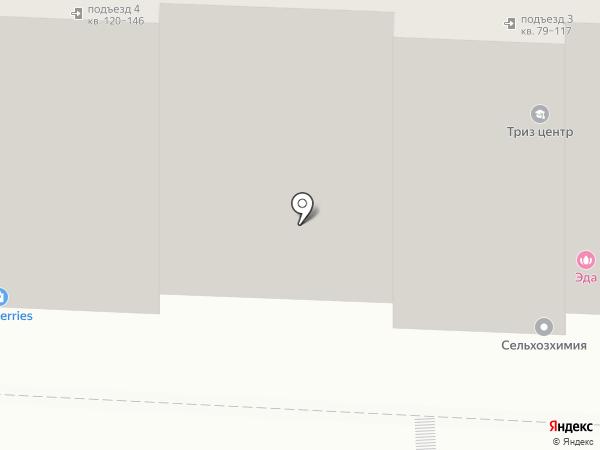 Изобилие на карте Саратова