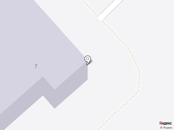 Детский сад №48 на карте Саратова