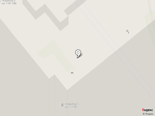 Альмир на карте Саратова