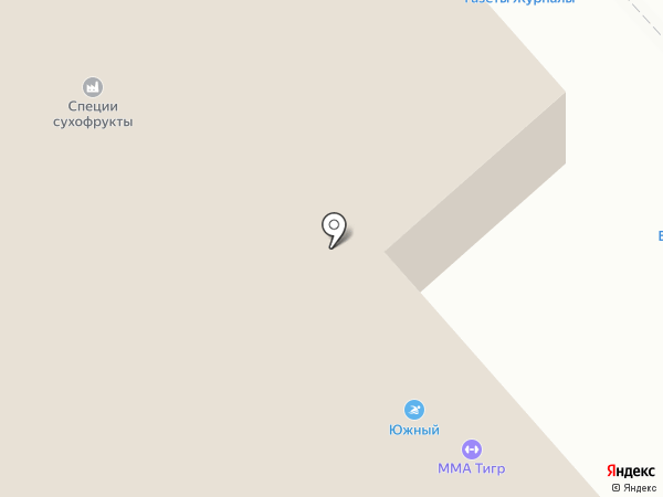 Царь-продукт на карте Саратова