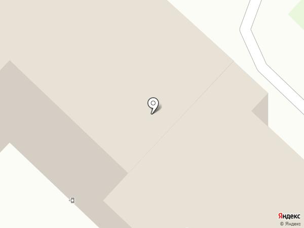 Ризалит на карте Саратова