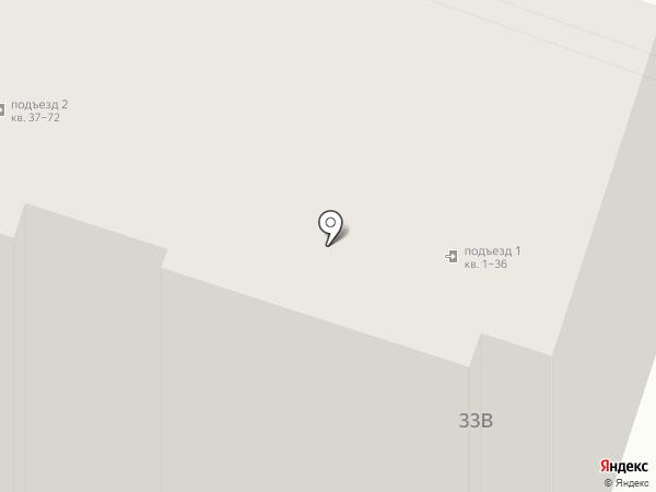 Саринвестстрой на карте Саратова
