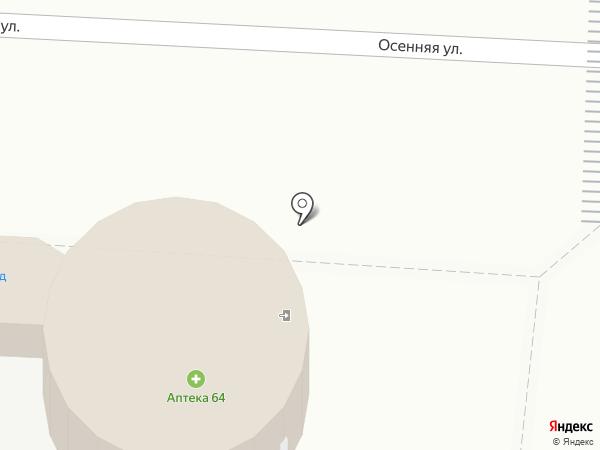 Qiwi на карте Саратова