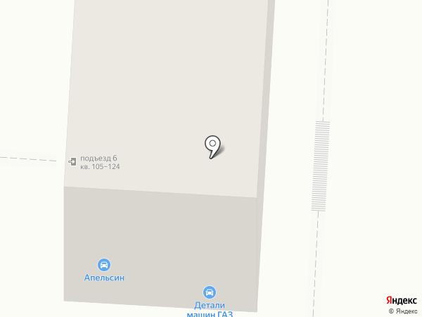 Идеал Окна на карте Саратова