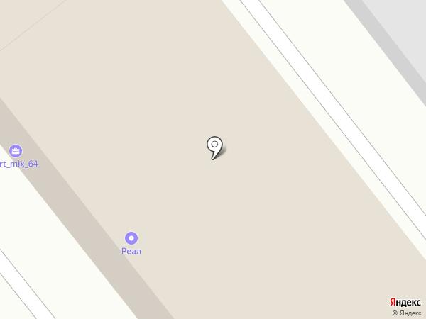 Daewoo Enertec на карте Саратова
