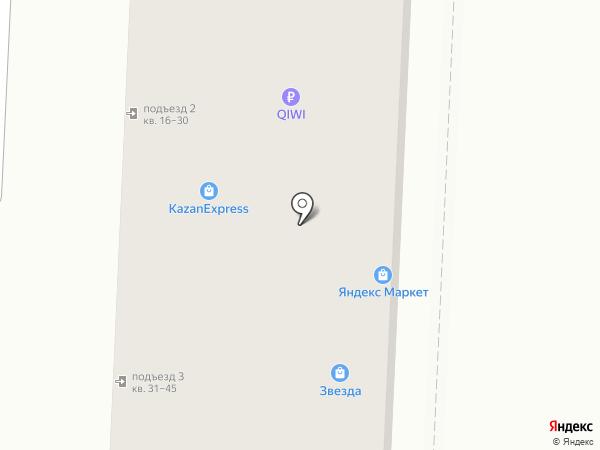 Магазин трикотажных изделий на карте Саратова