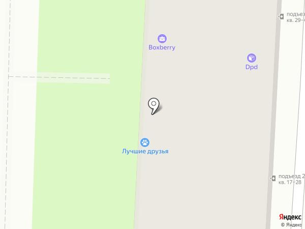 Саратовский центр слуха и речи им. С.Л. Рудницкого на карте Саратова