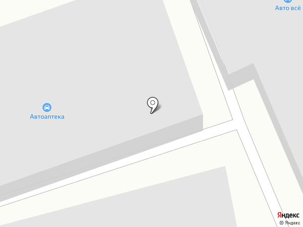 Магазин автозапчастей на карте Саратова