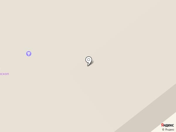 Самородок на карте Саратова