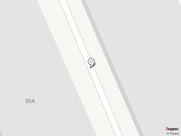 Аргон на карте Саратова