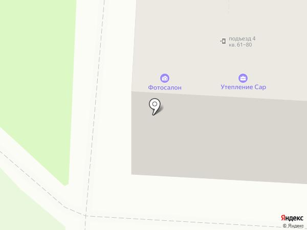 Иннотех-пласт на карте Саратова