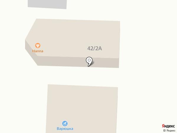 Мой пекарь на карте Саратова