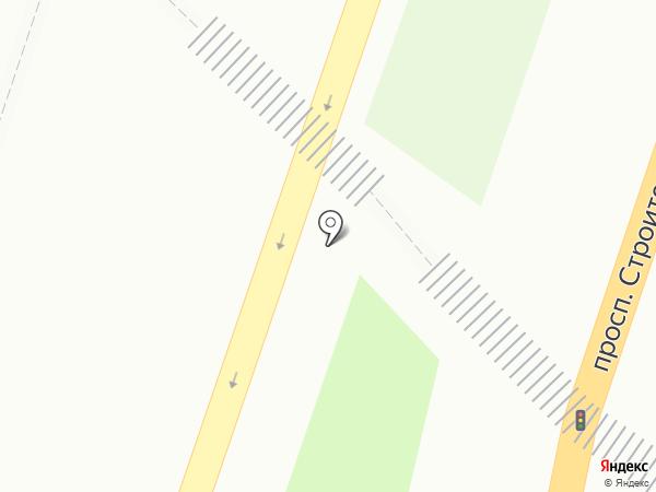 ТрансВолга на карте Саратова