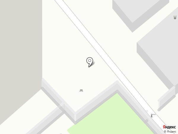 Ваниль на карте Саратова