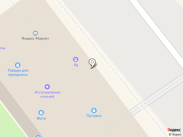 Просто перекуси на карте Саратова