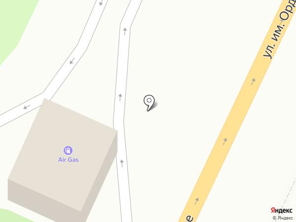 АГЗС Нико на карте Саратова