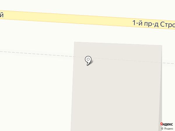 Диадема на карте Саратова
