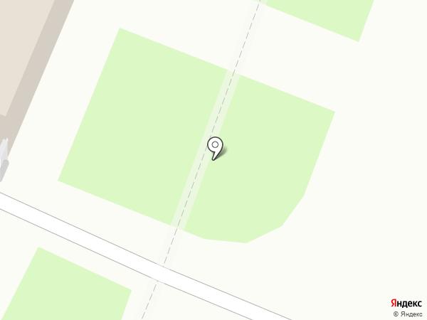 Дионис на карте Саратова