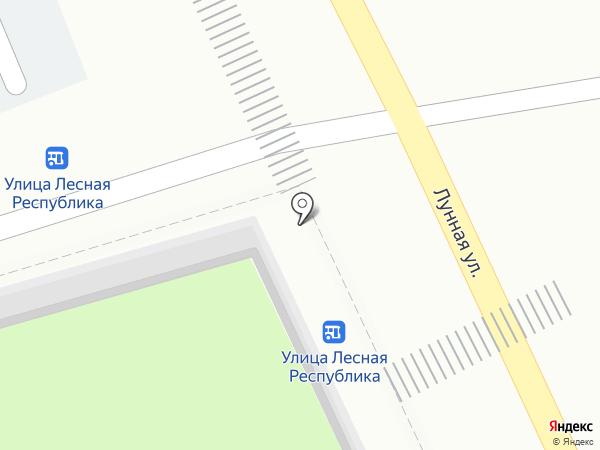 Lav на карте Саратова