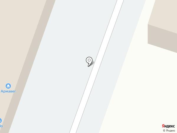 Тамбовмебель на карте Саратова