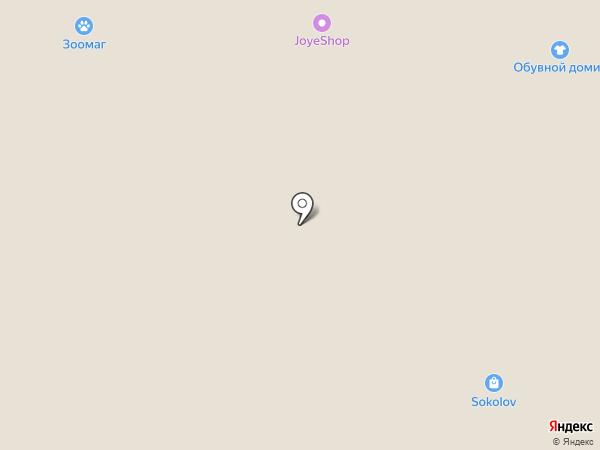 Весёлая Затея на карте Саратова