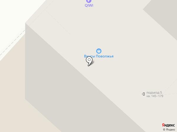 ЖилКомСервис на карте Саратова