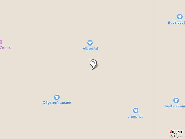 Sela на карте Саратова